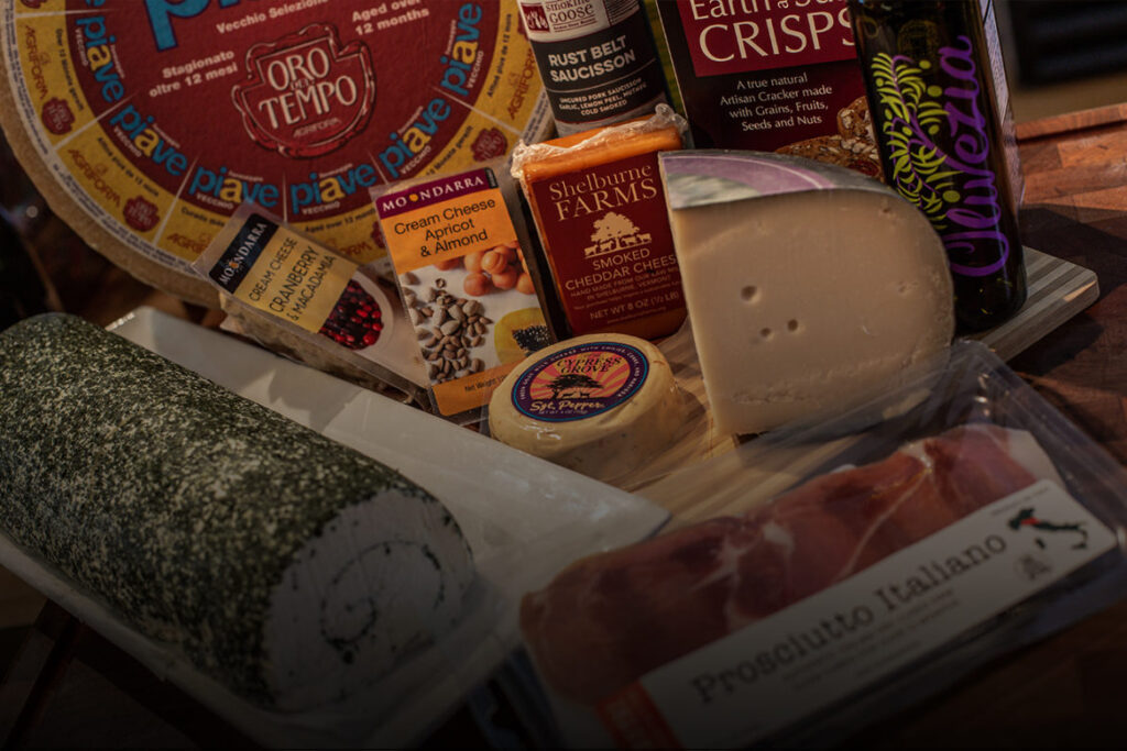Olivezia Cheeses and Foods